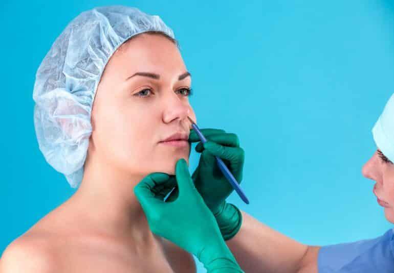 operacja nosa - wskazania do zabiegu