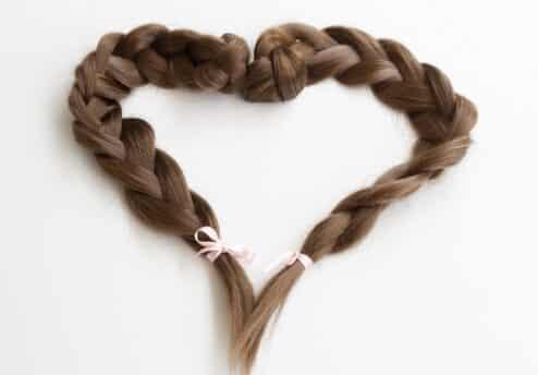 z czego zbudowany jest włos